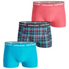 Ropa interior boxeres multicolor para hombre sin pack