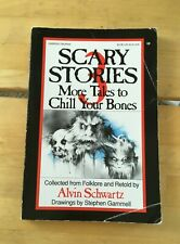Scary Stories to Tell in the Dark 3 by Alvin Schwartz (Paperback) Horror