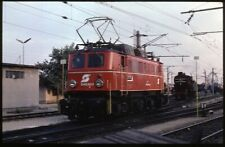 35mm slide ÖBB Österreichische Bundesbahnen 1040.001-8 where?Austria1987original