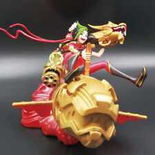 LOL League of Legends The Loose Cannon Jinx Fire Dragon PVC Figure New In Box