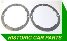 2 Headlight Bowl to Body GASKET for Lucas Pre-focused Headlamps 26957003B