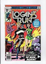 Logan's Run #6 1st Thanos Solo Story Bonus Comic Infinity War