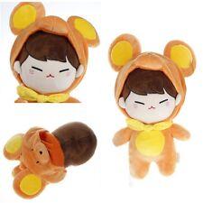 "12"" KPOP Infinite Kim SungGyu Plush Mouse Stuffed Doll Handmade Fans Gift Toy"