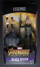 Marvel Legends Infinity War BLACK WIDOW action figure (HTF!)