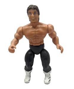 AWA Mat Mania Remco 1986 Midnight Rockers Marty Jannetty Wrestling Figure WWF