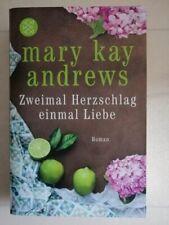 Zweimal Herzschlag, einmal Liebe von Mary Kay Andrews (2018, Taschenbuch)
