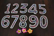 Glass Garden Plaques & Signs