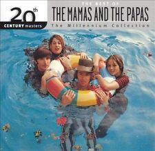 Best of the Mamas & the Papas: 20th Century Masters by The Mamas & the Papas (C…