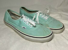VANS Classic Lace Up Men's Skateboarding Shoes Size 8