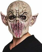 Demon Mask Adult Fancy Dress Halloween fancy dress Vampire Zombie SPEACHLESS