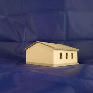 1:64 Scale - Two Car Garage with removable roof - 3D Printed