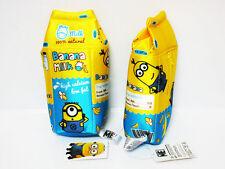 Minions Despicable Me Pencil Bag Case Pouch NWT #010 Banana Milk Carton Box