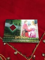 Harry Potter & The Goblet Of Fire Authentic Costume Card Viktor Krum C12 Artbox
