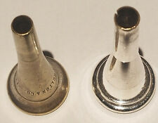 French Horn Mouthpiece Lot (2) - Jupiter and Farkas