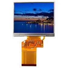 3.5inch TFT LCD display 320x240 resolution compatible with LQ035NC111 54pin
