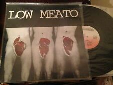 "LOW MEATO 12"" LP SPAIN - PUNK"