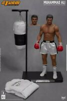 Boxing Champion: Muhammad Ali 1/6 Action Figure 12″ Storm Collectibles