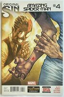 AMAZING SPIDER-MAN 4 1ST APPEARANCE SILK (2014, MARVEL COMICS) NM OR BETTER