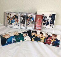 BTS MIC Drop DNA Crystal Snow A B C ver. 4 CD DVD Official Photo Set with Case