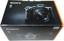 Sony Alpha a7 II ILCE7M2KB Full-Frame Mirrorless Camera with 28-70mm Lens Black