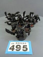 Warhammer Space Orks Boyz Mob 495