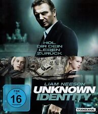 "UNKNOWN IDENTITY (""UNKNOWN"") / BLU-RAY DISC - TOP-ZUSTAND"