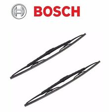 2 Front Chevrolet Express 1500 Ford F-150 Windshield Wiper Blade Bosch 40522