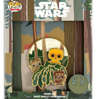 Loungefly Funko Star Wars Pin May the 4th Endor Scene  C3P0 Ewok LE500 CONFIRMED