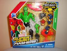 Marvel Super Hero Mashers Drax Marvel's Nova Guardians Of The Galaxy New In Box