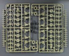 AFV Club 1/35 Scale VVSS Suspension Set for M4 Sherman Item No. 35029 Opened!