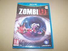 ZombiU  Wii U **New & Sealed**