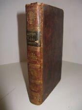 DUPATY LETTRES SUR L'ITALIE EN 1785 ROME 1796 PHILOSOPHIE ART NAPLES FLORENCE