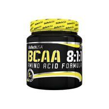 BCAA 8:1:1  300 GrS. - AMINOACIDOS (DESARROLLO MASA MUSCULAR) BIOTECHUSA
