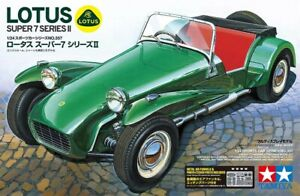 Tamiya 24357 1/24 Scale Model Sports Car Kit Lotus Super Seven 7 Series II/2