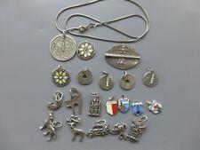 lot bijoux anciens 40gr en métal tbé