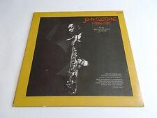 John Coltrane Turning Point The Bethlehem Years LP 1976 Compilation Vinyl Record