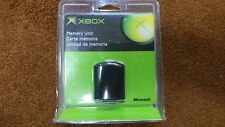 Official Microsoft Xbox Memory Unit Brand New Sealed