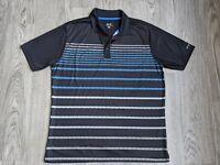Snake Eyes Men's Polo Golf Short Sleeve Shirt  Size XL 100% Polyester