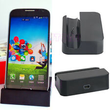 New Micro USB Desktop Sync Charging Cradle Station Stand Dock For Samsung HTC LG