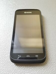 Kyocera Hydro Edge C5215 - 4GB - Black (Carrier Unknown) Smartphone