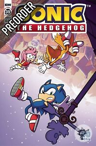 Sonic the Hedgehog #39 Cover A IDW Comics PREORDER SHIPS 31/03/21