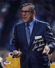 Coach John Wooden SIGNED 8x10 Photo UCLA BRUINS PSA/DNA AUTOGRAPHED Hall of Fame