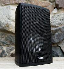 CANTON CD 10 II * 2-Wege Satelliten Lautsprecher 80W * gebürstetes Aluminium