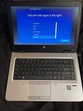 "HP ProBook 640 G2 14"" i5-6300u 2.4GHz 8GB RAM 128GB SSD Windows 10"