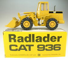 CONRAD 2886 - CATERPILLAR 936 Radlader - 1:50 - Baumaschine CAT Wheel Loader