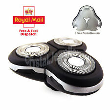 3D Shaver Razor Blades Heads Replacement for Philips RQ10 RQ11 RQ12