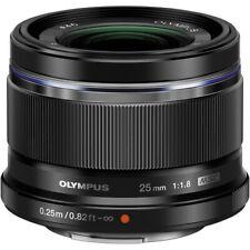 Olympus ES-M2518 M.Zuiko Premium 25mm F/1.8 Lens - Black
