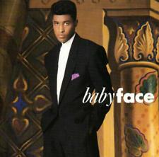 Babyface - Babyface (CD-Album SOLAR/EPIC 467686 2) 1990