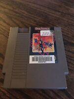 Gun Smoke Original Nintendo NES Cart Works PC5