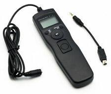 Changeable Cable Timer Remote Shutter Cord for Nikon D7000 D90 D5100 D D3100